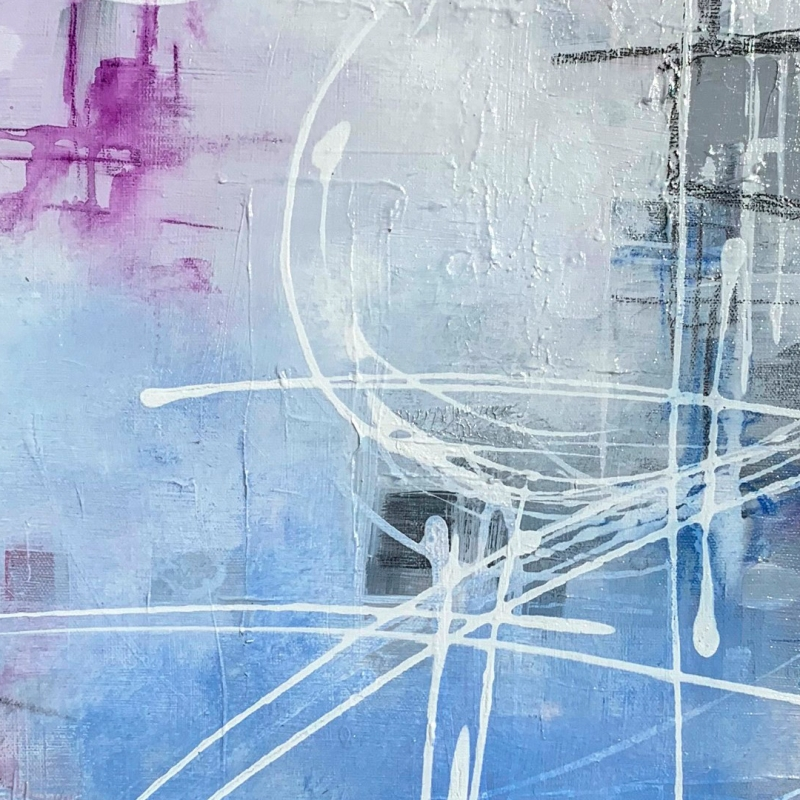 Married Fragments Abstract Fine Art
