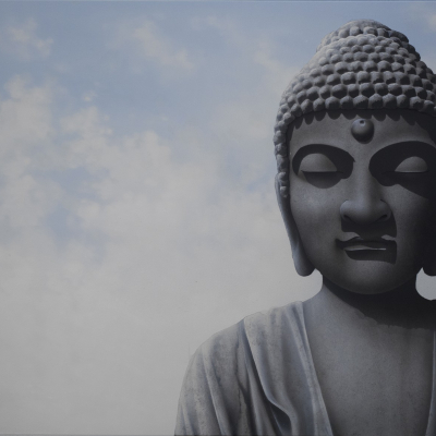 Interstellar Buddha - Day Light Clouds
