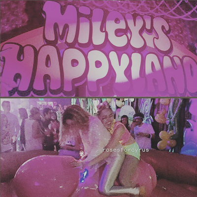 Miley Cyrus Private Party - Miley's Happyland